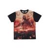 100% Hardcore Allover Shirt Warrior Gold €29.95