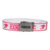 100% Hardcore Belt Hound White/Pink €14,95