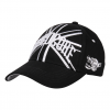 100% Hardcore Cap Britain Black €19,95