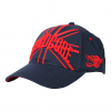 100% Hardcore Cap Britain Blue €19,95