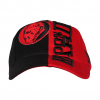 100% Hardcore Cap Hockey Mask Red/ Black €19,95