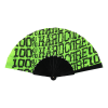 100% Hardcore Fan Allover Green €4,95