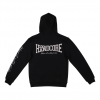 100% Hardcore Hooded Zipper Basic €49.95