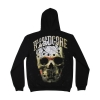 100% Hardcore Hooded Zipper Hockey Skull €49,95