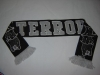 100% Hardcore Scarf Terror Dogs Black €14,95