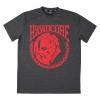 100% Hardcore Shirt Hockey Mask Grey €24,95