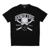 100% Hardcore Shirt Pirate Mask Black/ White €24,95
