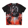 100% Hardcore Shirt Toxic Orange €29.95