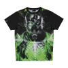 100% Hardcore Shirt Toxic Green €29.95