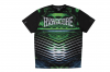 100% Hardcore Shirt Cyber Green €29.95