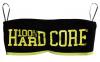 100% Hardcore Sporttop Black/Yellow €14,95