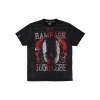 100% Hardcore T-Shirt Rampage All Over €29.95