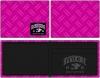 100% Hardcore Wallet Pink €12.50