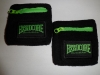 100% Hardcore Wristbands Black/Green 2-Pack €12,50