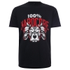 305-278-050 T-Shirt 100% HC Army Dogs Red