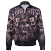314-110-050 Training Jacket 100% HC Dark Forest
