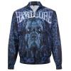 314-114-230 100% HC Trainingjacket Chained Blue