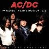 AC DC - Paradise Theatre Boston - LP -
