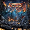 Accept - Rise Of Chaos - cd -