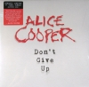 Alice Cooper - Dont Give Up - 7inch, Single Sided, PD -