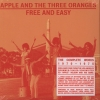 Apple And The Three Oranges - Free And Easy - cd -