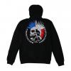 Frenchcore Hooded Zipper Mohawk €44,95