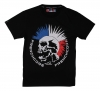 Frenchcore Shirt Mohawk Black €24,95