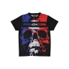 Frenchcore T-Shirt Crushed Skull All Over €29.95
