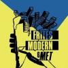 Frites Modern - 6 Met 10inch -