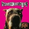 Heideroosjes - Fifi - lp coloured -