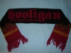 Hooligan Scarf Flames €17,50