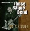 Janse Bagge Bend - Op 't Pluusj - cd