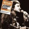 Johnny Cash - Setlist: The Very Best Of Live - cd -