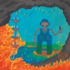 King Gizzard And The Lizard Wizard - Fishing For Fishies - lp -