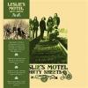 Leslies Motel - Dirty Sheets - LP -