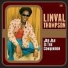 Linval Thompson - Jah Jah Is The Conqueror - LP -
