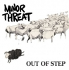 Minor Threat - Out Of Step - lp -