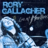 Rory Gallagher - Live At Montreux - cd+2dvd -