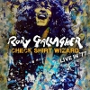 Rory Gallagher - Check Shirt Wizard Live 77 - 3lp -