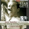 Stan Getz - Jazz Samba and Big Band Bossa Nova 2 on 1 - CD -