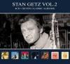 Stan Getz - Seven Classic Albums vol.2 - 4CD -