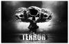 Terror Banner Atomic Skulls €19,95