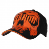 Terror Cap Dead Skull Black Orange €19,95