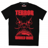 Terror Shirt Worldwide Black/Red €24,95