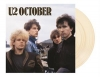 U2 - October - col. LP + 2 extra tr. and booklet  -