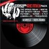 """V/A Psychik Genocide Remix Pack 4x12"""" €21,95"""