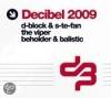 Various Artist - Decibel 2009 - 2CD -