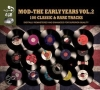 Various Artists - Mod The Early Years Vol 2 - 4cd -