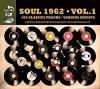 Various Artists - Soul 1962 Vol 1 - 4cd -