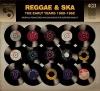 Various Artists - Reggae And Ska Early Years 1960-1962 - 4cd -